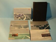 00 2000 Audi TT Coupe owners manual