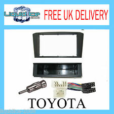 FP-11-17 TOYOTA AVENSIS 2004 - 2007 FASCIA FACIA FITTING ADAPTOR PACKAGE KIT