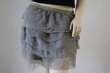 TOPSHOP Limited Khaki Lace Skirt Size 16 £45 NEW LS4
