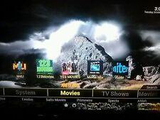 JAILBR0KEN* Android Smart TV Box KODI 17.3 M0BDRO 4KM0VIE*