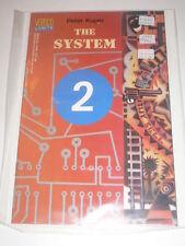 System #2 Peter Kuper VF-NM DC Vertigo Comics Jun 1996