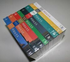 House M.D. Complete Collection (Season 1-8 1 2 3 4 5 6 7 8) NEW 41-DISC DVD SET