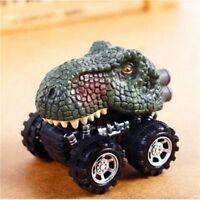 Kindertag Geschenk Spielzeug Dinosaurier Modell Mini-Spielzeugauto zurueck  JKS