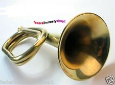 Top Horn Chinese army military PLA brass blowing bugle attack war Command signal