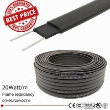 12V24V36V110V220V380V Self Regulating Heating Tape Trace Cable Freeze Protection