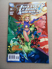 Justice League Of  America 16 .Tangent Flash - DC 2008 - VF