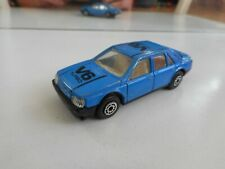MC Toy Renault 25 V6 Turbo in Blue