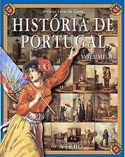 historia de portugal juvenil. NUEVO. Nacional URGENTE/Internac. económico. INFAN