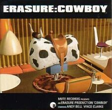 Cowboy by Erasure (Vinyl, Mar-1997, Mute)