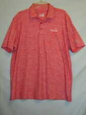 Under Armour Heat Gear Loose Golf Shirt Firestone Country Club Large Akron OH