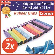 Anti-Slip Badminton Grips Tennis Squash Racquet Over Grip Tape Sweatband