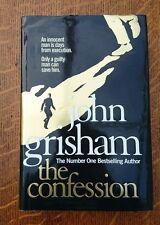 The Confession by John Grisham  Hardback  Number one bestseller