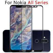 Screen Protector Tempered Glass For Nokia 9 PureView 8 5.3 7.2 6 2018 2.3 8.3 4