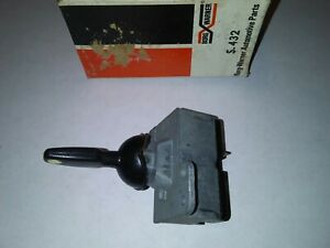 1970-1971  Dodge Challenger/Plymouth Barracuda   White Dot Headlight Switch