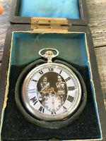 Rare IWC Schaffhausen Award Pocket Watch Emperor Wilhelm II $ Tsar Nicholas II