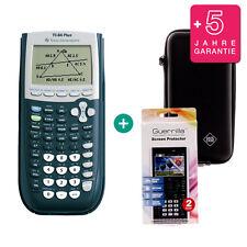 TI 84 Plus Taschenrechner Grafikrechner + Schutztasche Schutzfolie Garantie