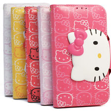 Genuine Hello Kitty Face Cover Case Galaxy Note20 Note20 Ultra made in Korea