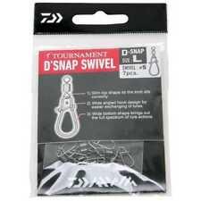 Daiwa Tournament D-snap Swivel D 4 Wirbel