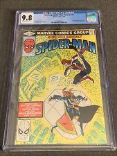 Amazing Spider-Man Annual #14 CGC 9.8 1980 Doctor Strange Dr. Doom Frank Miller