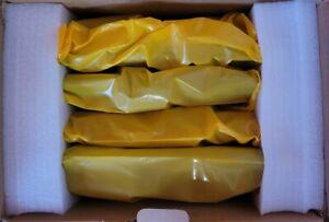New Brother DR-221CL 4 Piece Drum Set Toner Cartridge Black Cyan Magenta Yellow