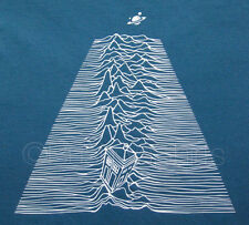 SCIFI Joy Division/Time Travel Style Funny Tee Shirt T Shirt Top Mens Phone Box