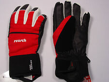 New Reusch Alpine Ski Winter Gloves Adult Medium (8.5) Andermatt #2887211 Red