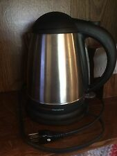 Chef's Choice International Cordless Electric Kettle Model 677-2