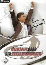 (PC) - HEIMSPIEL 2006 - DER FUSSBALLMANAGER - NEUWARE!