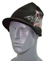 Tapout MMA Mixed Martial Art Billed Visor Knit Beanie Black Toque Winter Hat Cap