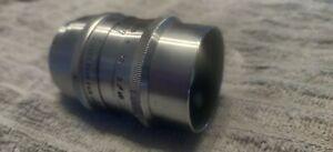 "Wollensak Raptar 2"" 50mm f1.5 Lens"