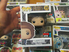 FUNKO POP MISSANDEI # 77 GAME OF THRONES  NYCC 2019 FALL CONVENTION