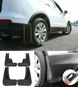 Fit Buick Envision 2016 2017 2018 Mud Flap Flaps Splash Guards Mudguards 4PCS S
