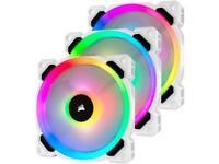 Corsair LL Series CO-9050092-WW LL120 RGB, 120mm Dual Light Loop RGB LED PWM Fan