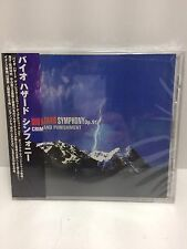 Biohazard Symphony Op 91 Crime And Punishment Resident Evil Soundtrack CD