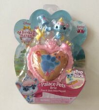 DISNEY Princess PALACE Pets Whisker Haven Pop & Stick Mini BRIE NEW