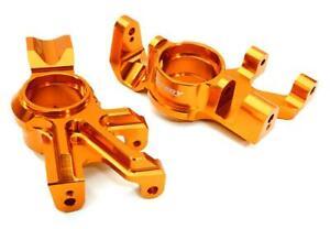 Integy Steering Knuckle Traxxas X-Maxx 4X4 C26838ORANGE