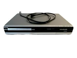 Philips Model # DVDR3575H / 37 HDD DVD HDMI USB Player And Recorder