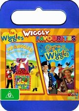 The Wiggles: Pop Go The Wiggle! / Sing a Song of Wiggles = NEW DVD R4