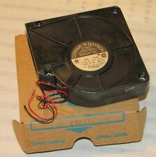 NOS 1994 COMAIR ROTRON BISCUIT FAN! 032176, BD12A3 12VDC, 26CFM! BLOWER! NIB!