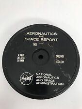 Vintage NASA Aeronautics And Space Report 16mm Film Tail Sync 3