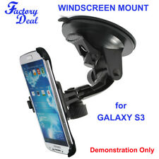 Car Windscreen Wind Shield Suction Mount Holder Stand for Samsung Galaxy S3
