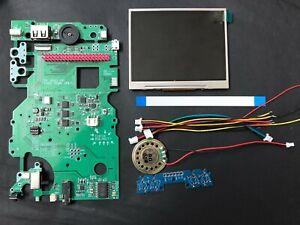 GameBoy zero circuit sword lite PCB Board DPI Screen free shipping retropie