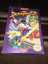 Disney's DuckTales 2 (Nintendo Entertainment System, 1993)CIB - TESTED & WORKS