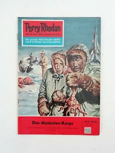 Perry Rhodan 1.Auflage Band 6