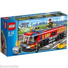 Lego City Camión de bomberos aeroportuario
