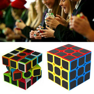 1X Magic Cube Super Smooth Magic Rubiks Puzzle Fast Speed Rubics Rubix Toys 3x3x