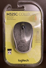 Logitech Color Collection Wireless Mouse - Urban Grey