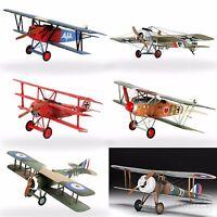 Revell 1:72 Model Kits WW1 Aircraft Sopwith Camel Fokker Nieuport Bi Tri Plane