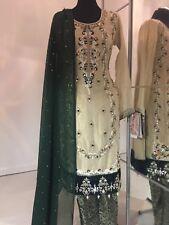 Pakistani designer bridal lengha salwar kameez anarkali Churidar Wedding Dress