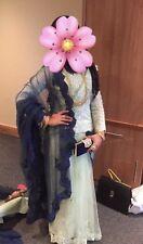 Bollywood/ Pakistani/ Indian Net/ Lace Saree, Scarf, Dupatta